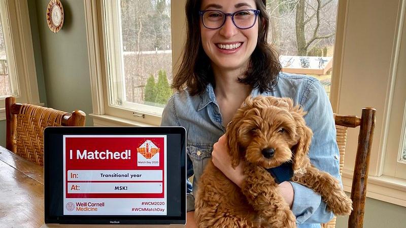 Weill Cornell Medicine Match Day 2020