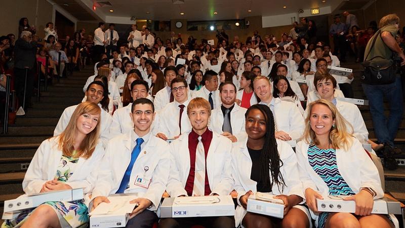 Weill Cornell Medicine White Coat 2020