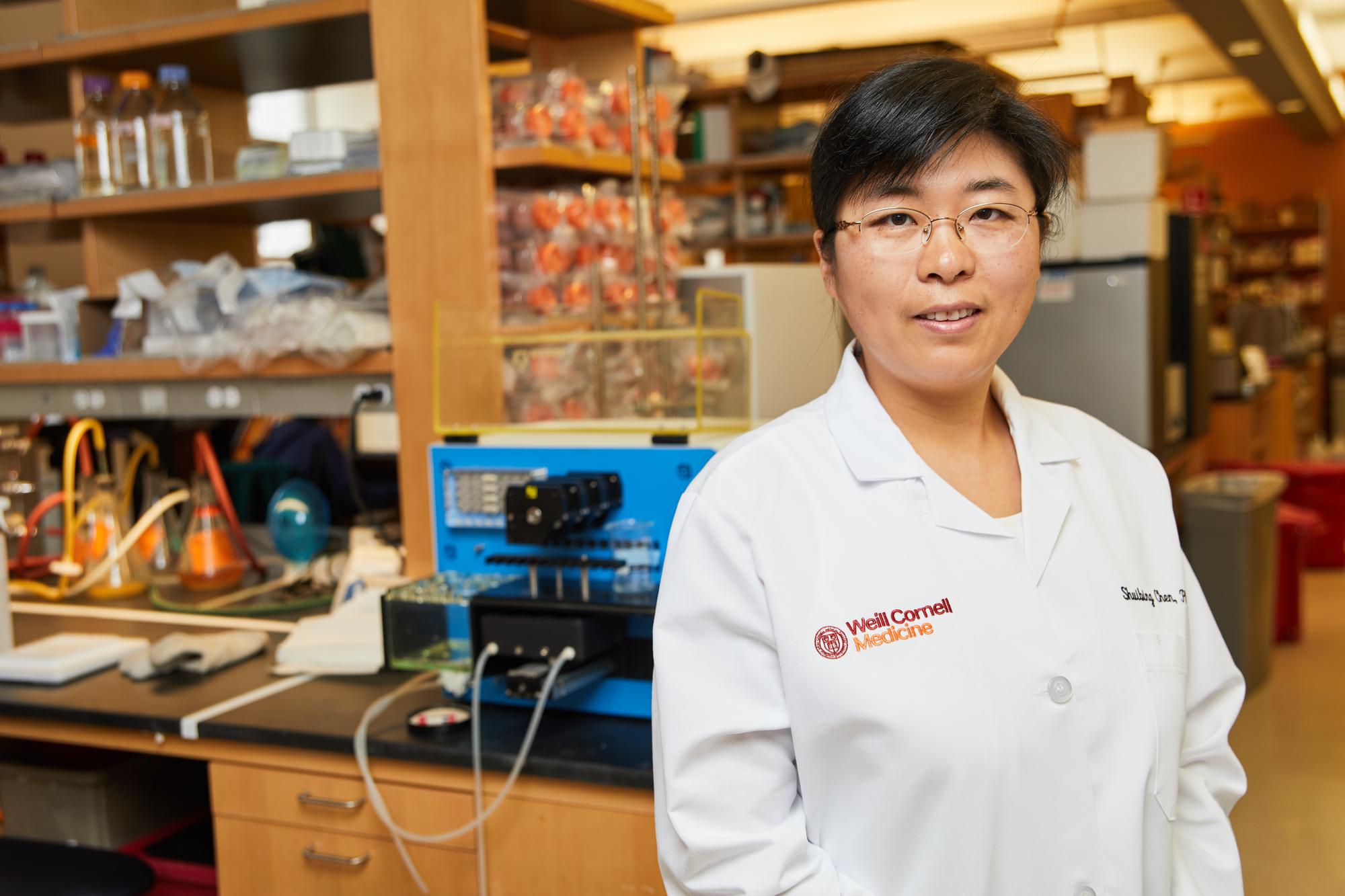 Dr. Shuibing Chen