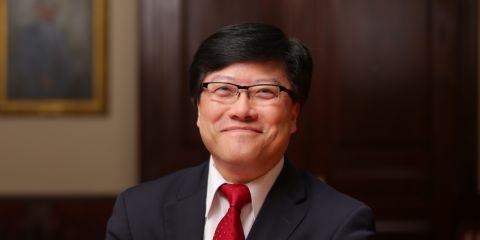 Photograph of Dean Choi