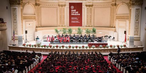 Convocation at Carnegie Hall