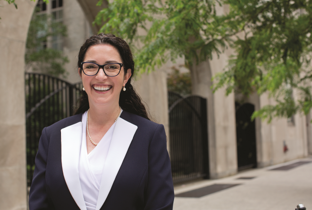 Dr. Ruth Gotian