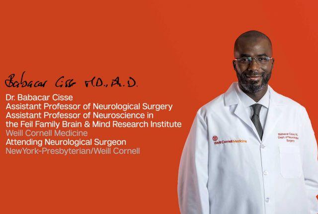 Dr. Cisse