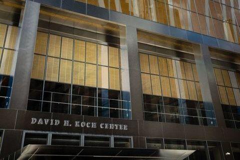 David H. Koch Center Entrance