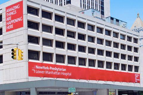 Lower Manhattan Hospital exterior