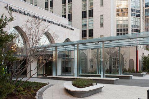 NYP Entrance